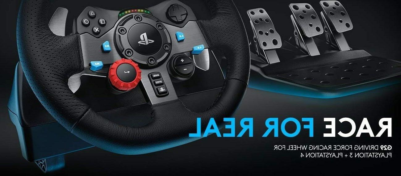 PlayStation Wheel And Racing Gaming PC