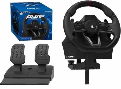 PlayStation 4 Wheel And Racing Simulator