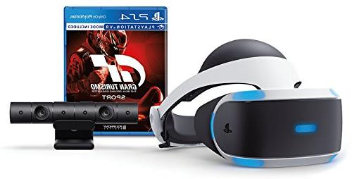 Playstation Turismo Sport with Dual-Motor Driving G29 Racing Bundle