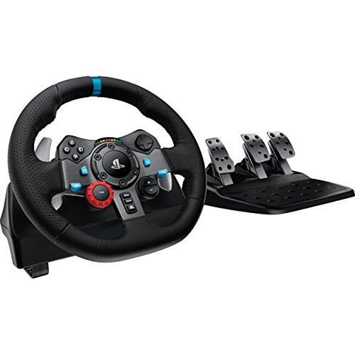 Playstation Enhanced Gran Turismo with Dual-Motor Driving Force G29