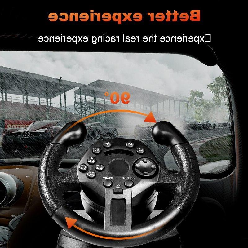 GTIPPOR <font><b>Steering</b></font> For Game <font><b>Steering</b></font> <font><b>Wheel</b></font> Remote Controller <font><b>Wheels</b></font> For
