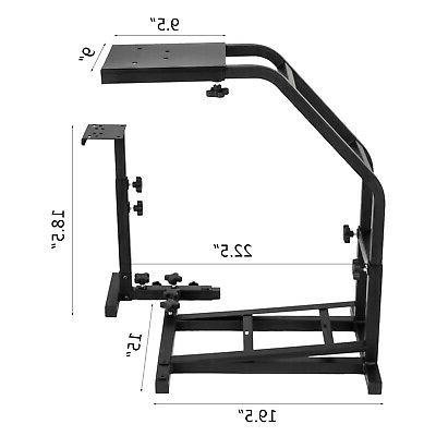 Racing Steering Stand For PS4