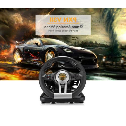 Racing Wheel Driving For PS4 Xbox Brake New Y5K6Q