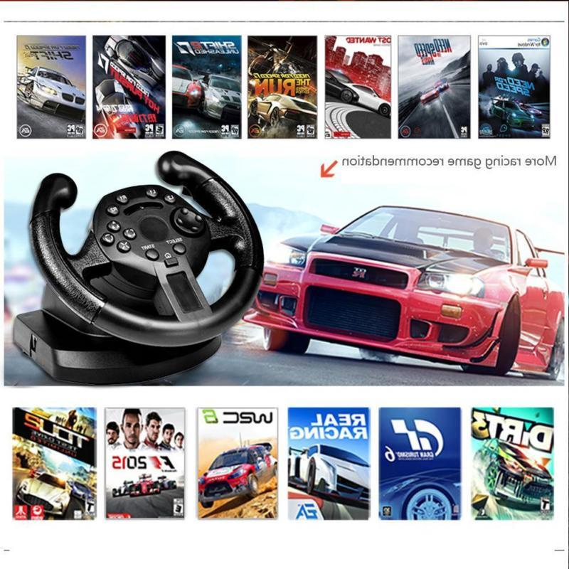 With Racing PS3 Game Pedal PS4