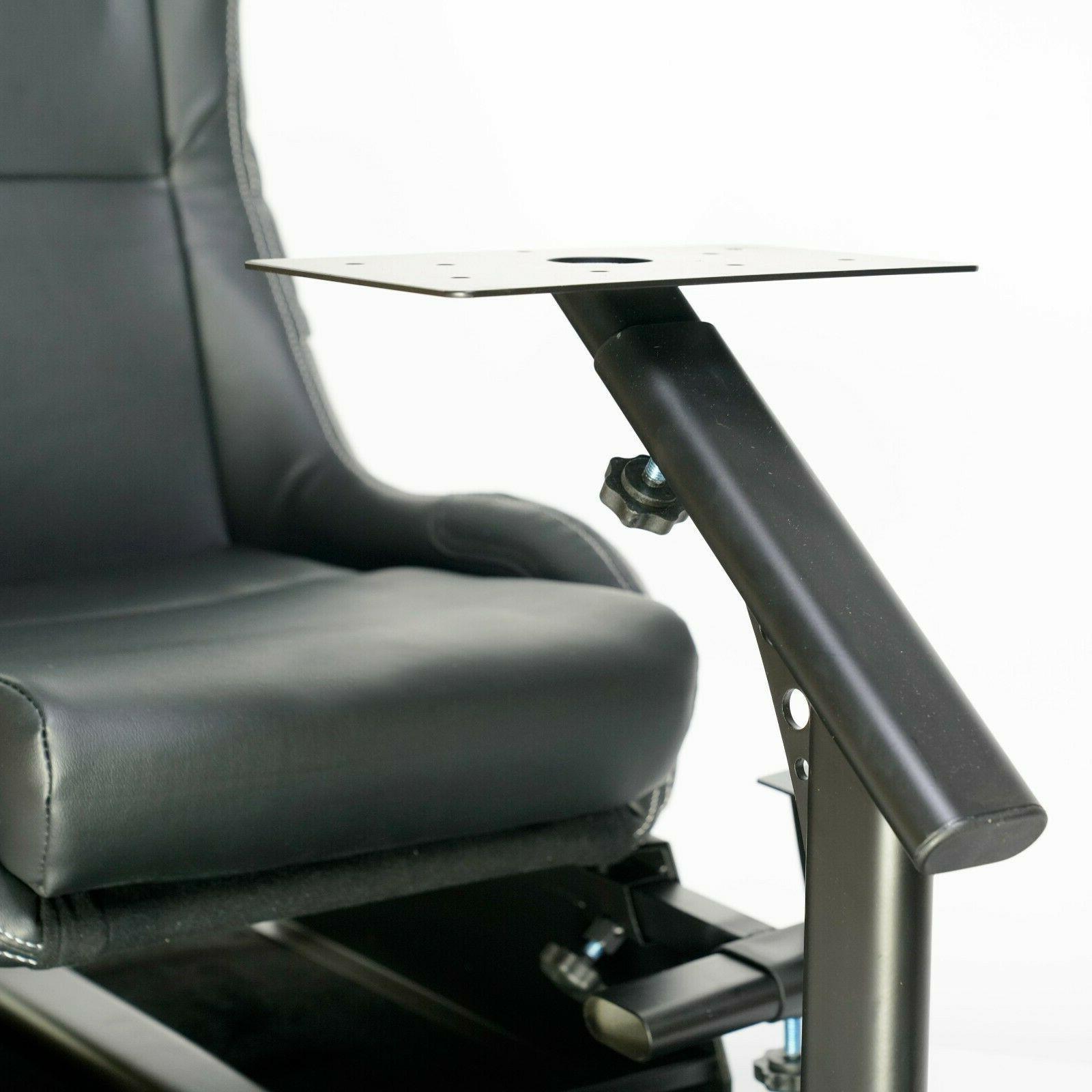 Racing Gaming Simulator Steering Wheel Stand Xbox