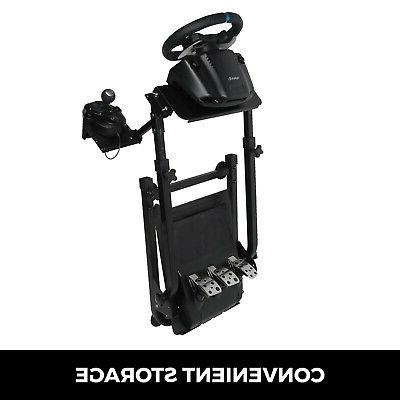 Racing Simulator Wheel Stand G27 PS4 T300RS