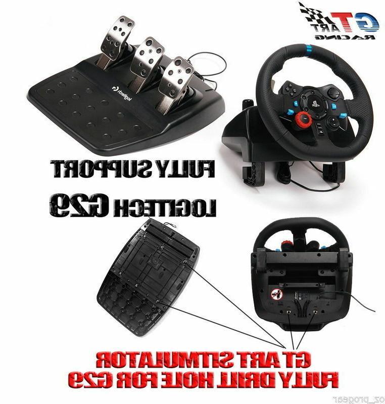 GT ART Racing Steering G27 T300RS 458