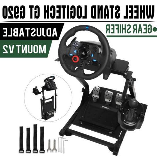 racing simulator steering wheel stand for g920