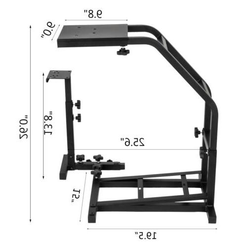 Racing Steering Stand For G27 G25 PS4 G920 458