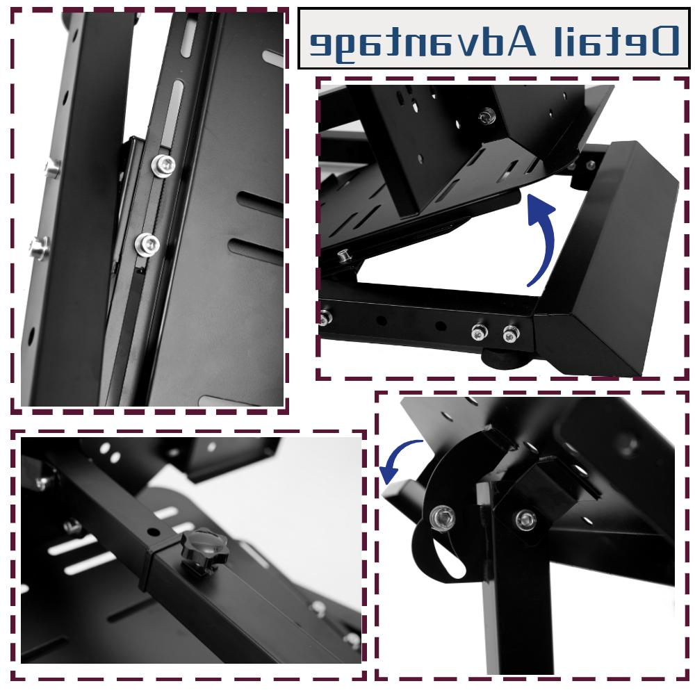 Steering Wheel Simulator for Logitech G27 G920 Arm