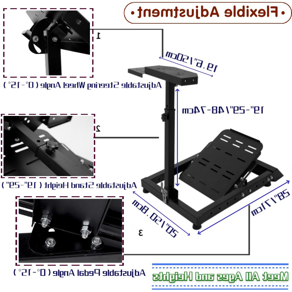 Steering Stand Simulator for G27 G29 G920 Arm