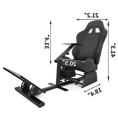 Racing Steering Stand Logitech Seat Chair