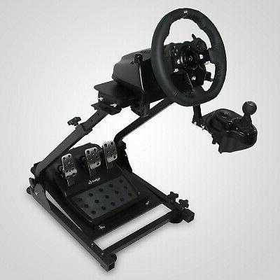 GT Racing Steering Wheel Stand Gear