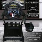 racing steering wheel stand for logitech g25