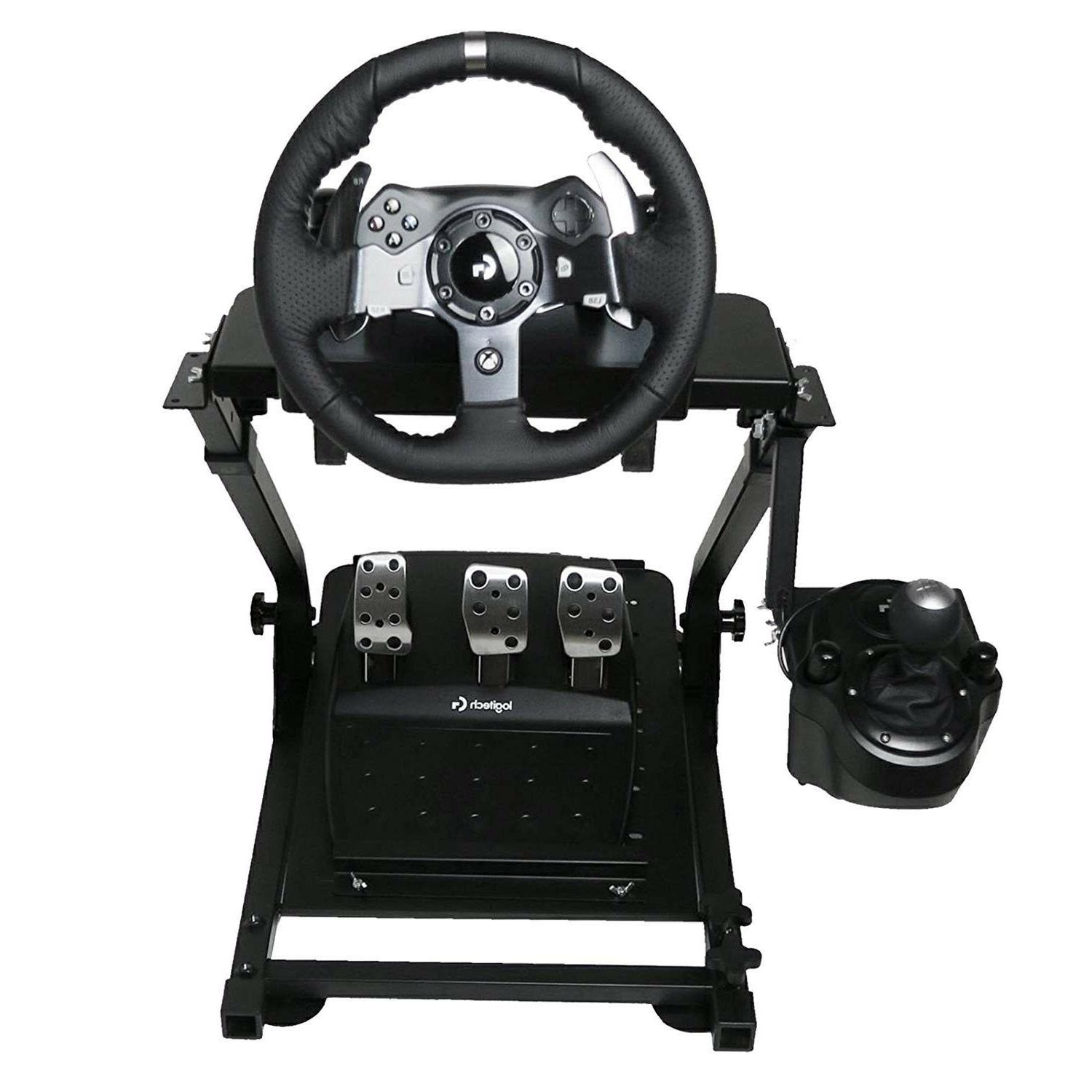 Racing Steering Wheel Stand Set Xbox One Pc