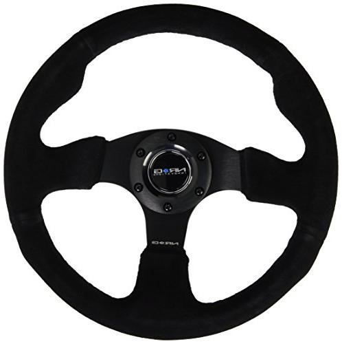 rst 012s 320mm race style suede steering