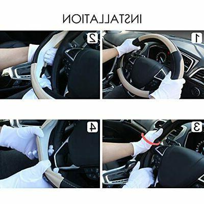 SEG Beige Car Steering 15
