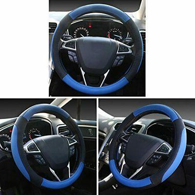 SEG Blue Car Steering Wheel 15