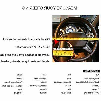 SEG Direct Black Beige Auto Car Cover 15