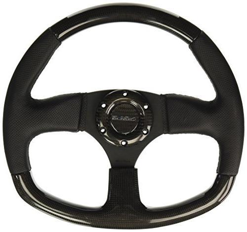 st 009cfbs carbon fiber steering wheel