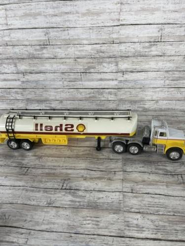 steering rigs shell tanker trailer with steering