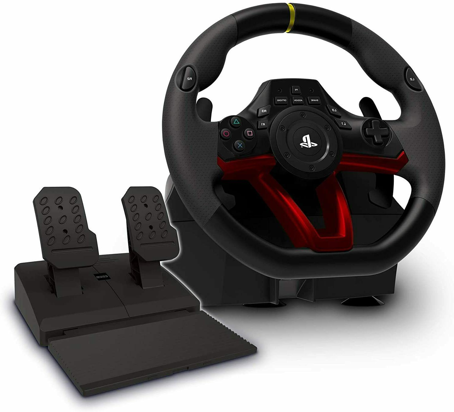 Hori Steering Wheel Apex Connection Wireless Bluetooth PS4/P