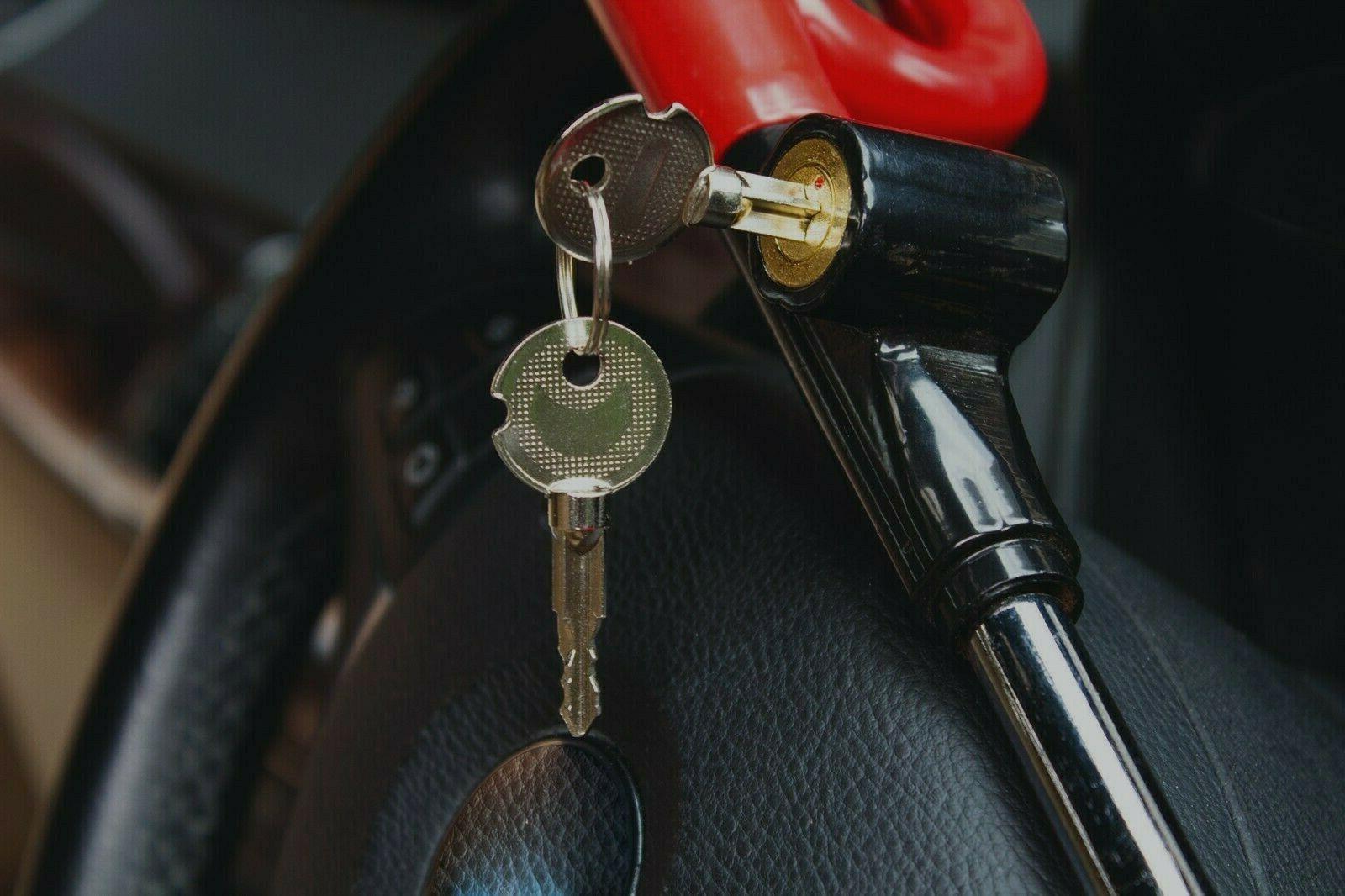 Steering Anti Security System Auto Van