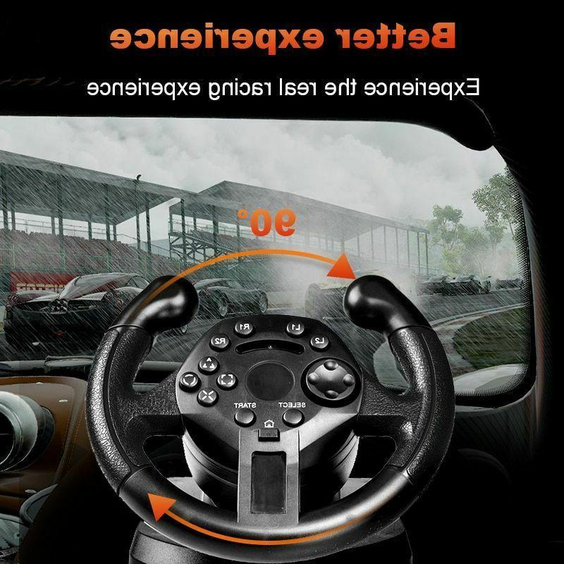 Steering Joystick Controller Simulator