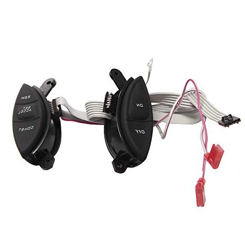 Steering Wheel Mounted Control 1998-2003 Ranger, Sport F150, Mountaineer, Replace SW5928