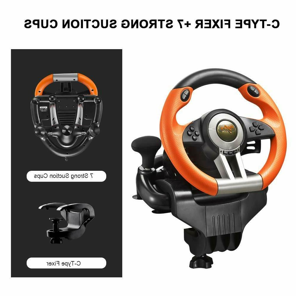 Steering Wheel Racing PS3,PS4,PC,XBOX Switch