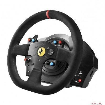 Steering Wheel PC Racing Simulator Cockpit Ferrari