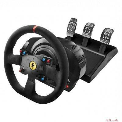 steering wheel ps4 ps3 pc racing gaming