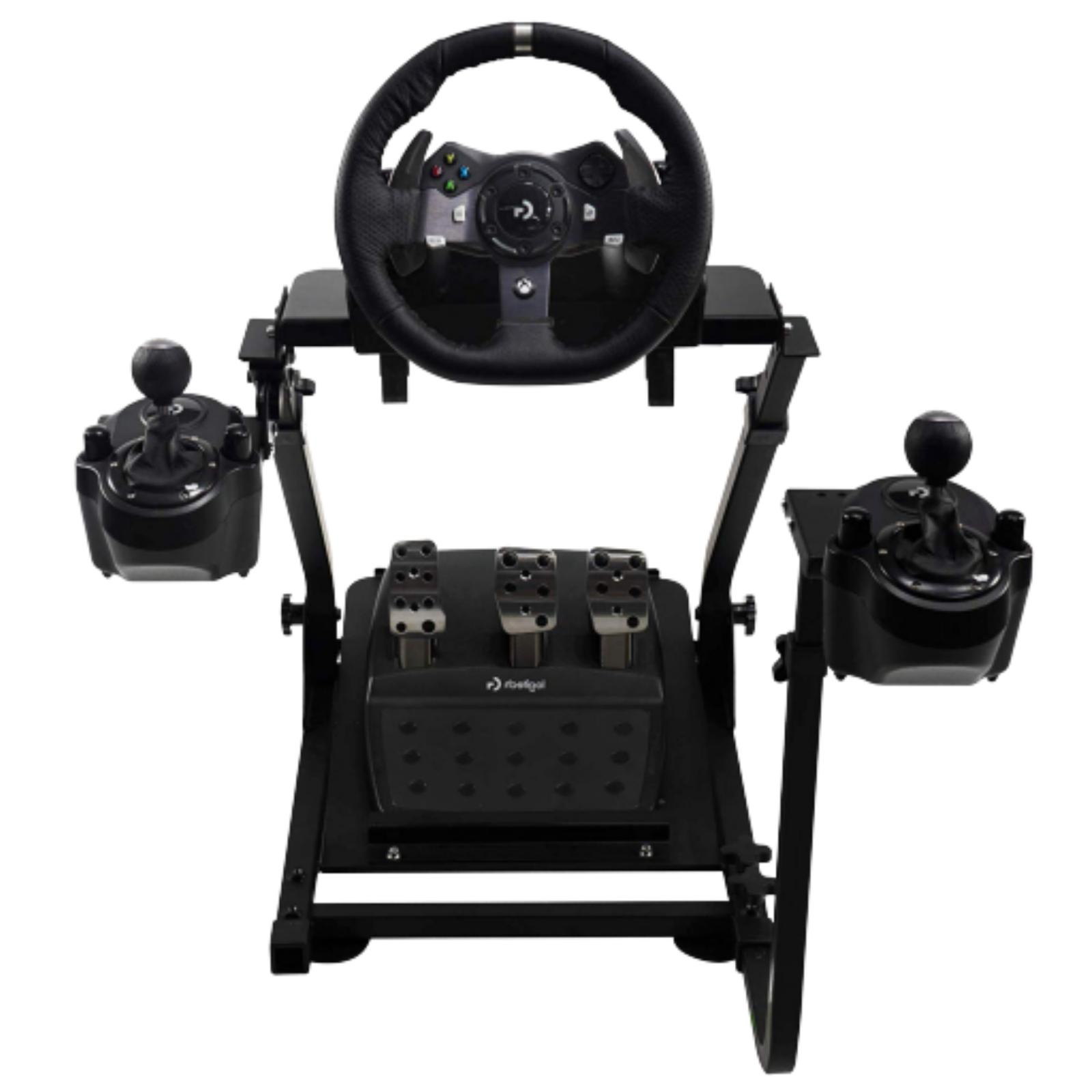 Steering Wheel Stand LOGITECH pedal racing games PS4 XBOX GT