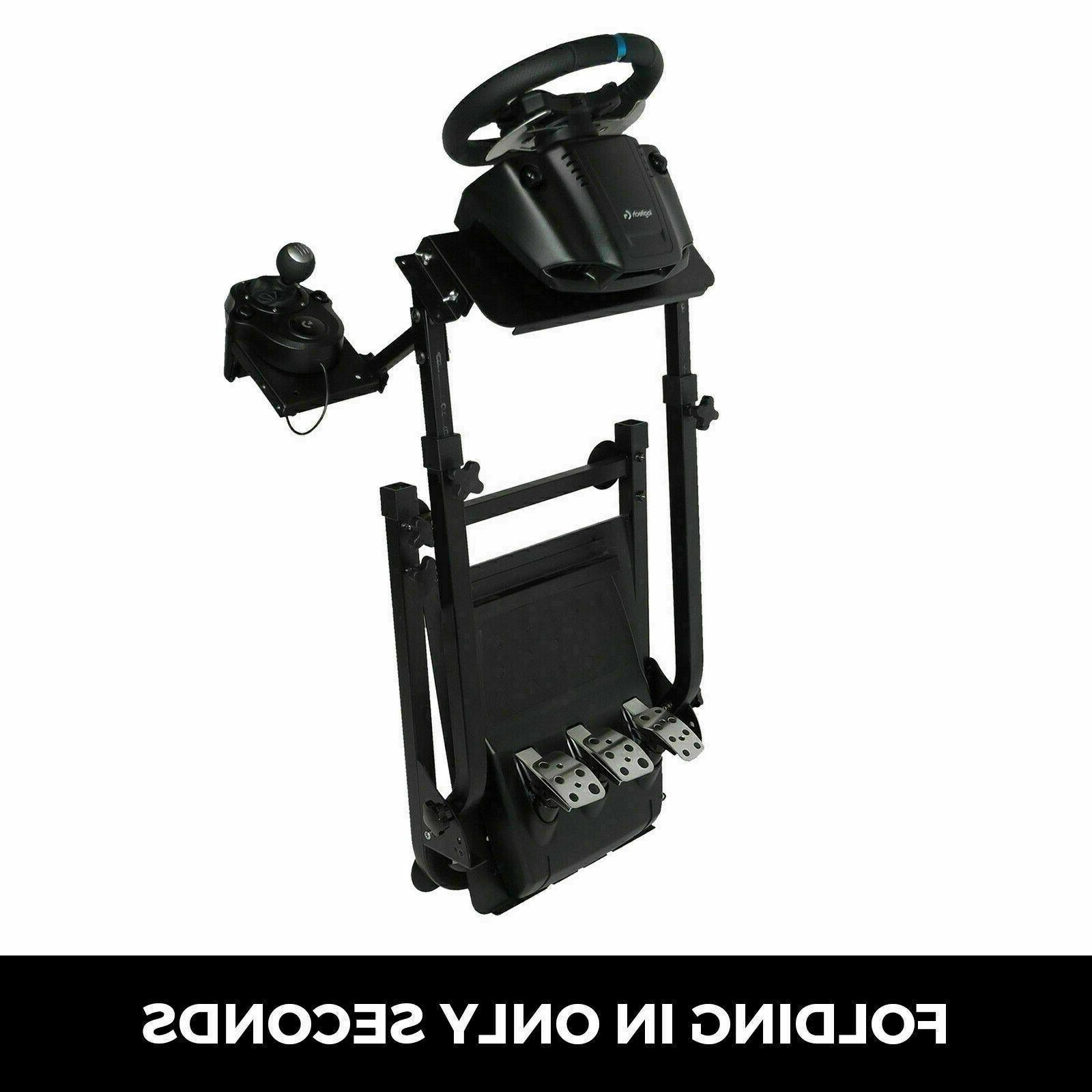 Steering Wheel Stand Simulator for T300RS PS4