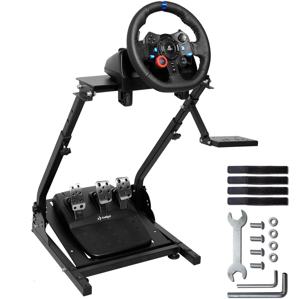 Racing Simulator Steering Wheel Stand for LogitechG29G920 Th