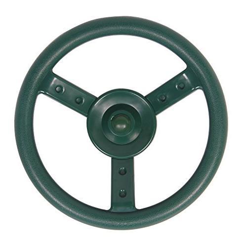 swingset steering wheel attachment playground