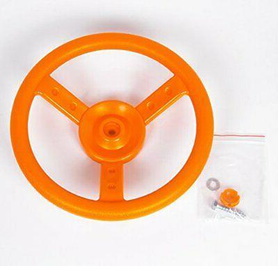 Swingset Wheel Attachment Playground Set Accessories