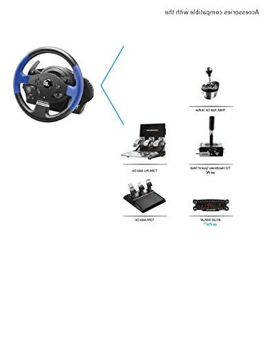 Thrustmaster Wheel for PlayStation4, PlayStation3 and PC