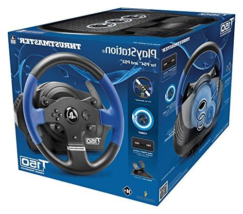 Thrustmaster Wheel and PC