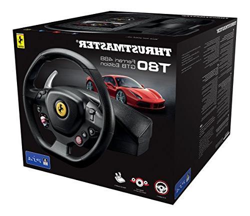Thrustmaster GTB Wheel PS4