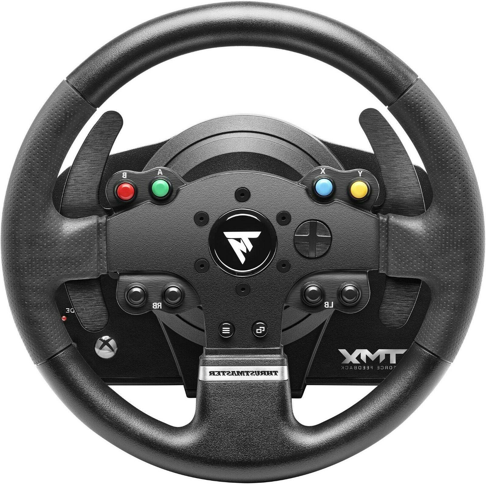 Thrustmaster Force racing wheel One and