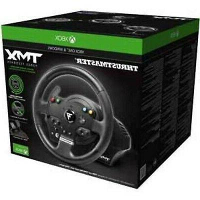 tmx force feedback racing wheel