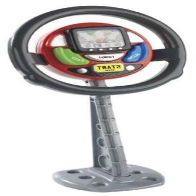 New Toy Casdon Sat Nav Steering Wheel Gift Kids Game Play Ch