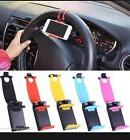 Universal Accessory Car Steering Wheel Cell Phone Flexible P