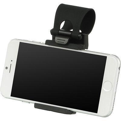 Universal CAR HOLSTER CLIP Steering Wheel Phone Holder