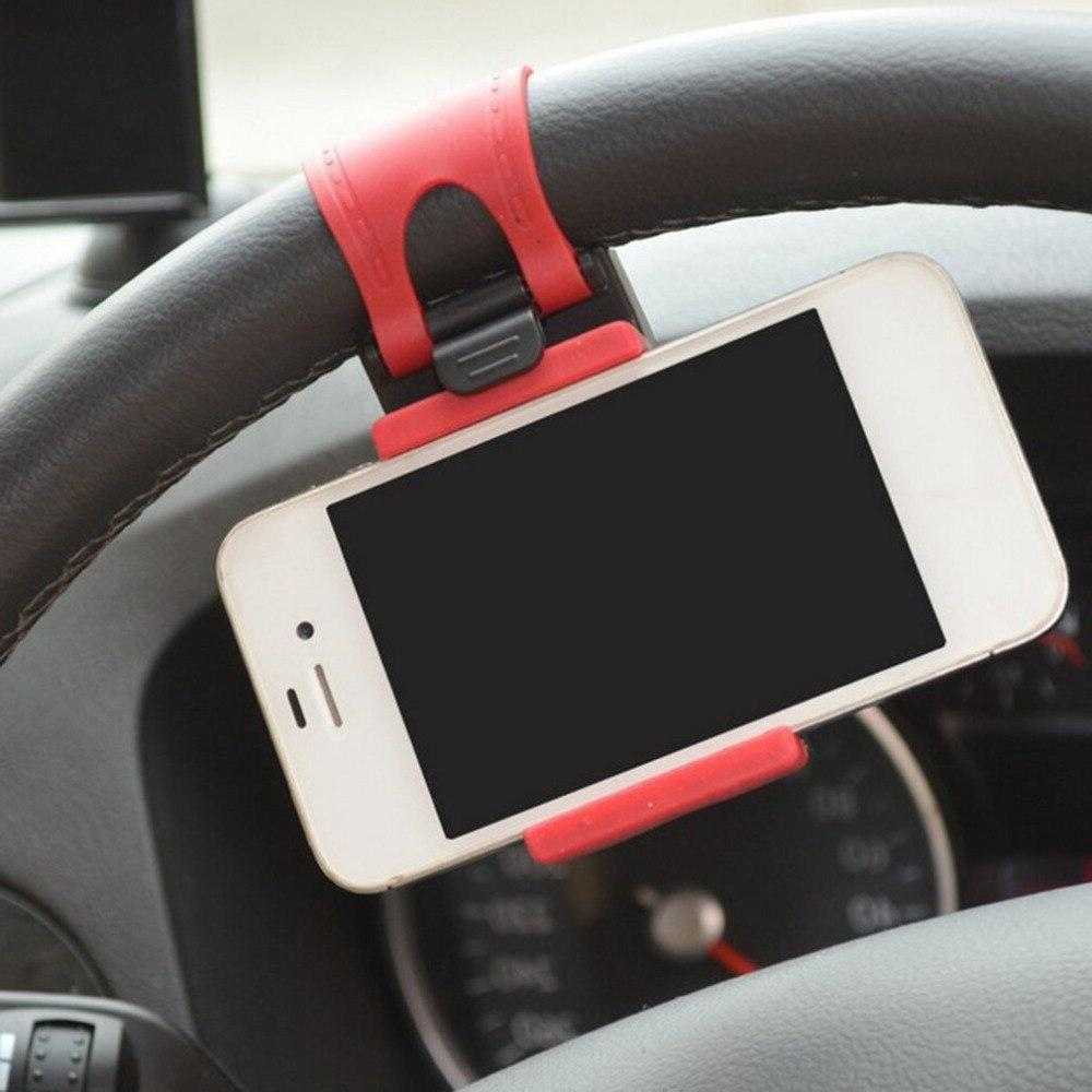 Universal Car Clip for iPhone 8 7 6 6s Car Holder Samsung