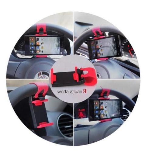 Car Steering Mount 8 7 6s Samsung ! S^