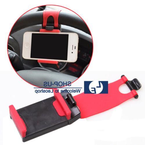universal car steering wheel clip