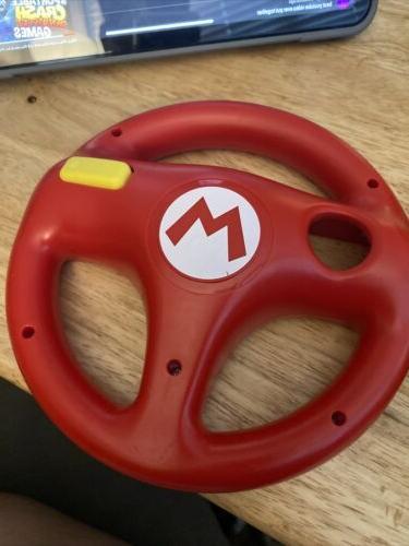 Nintendo Mario Steering Mario