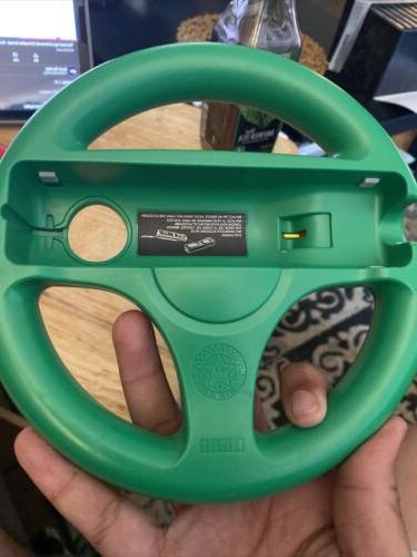 Nintendo Wii U Mario Kart Steering Mario Luigi
